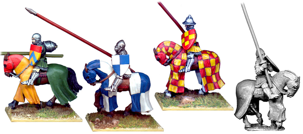 MED216 - Mounted Knights 2