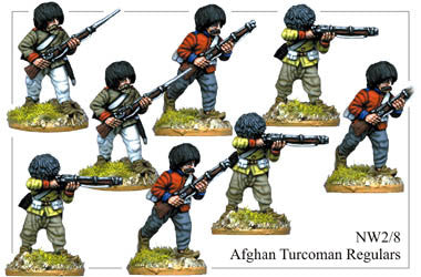 NW028 Afghan Turcoman Regulars