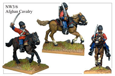 NW036 Afghan Cavalry