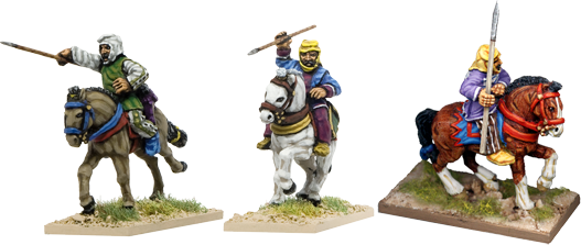 PER017 - Mounted Spear/Javelinmen 1