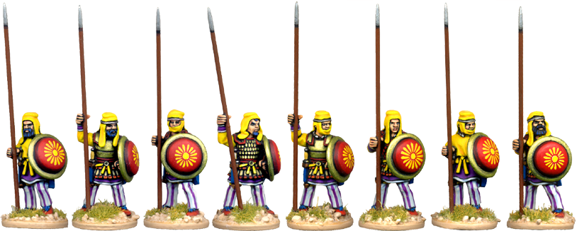 PER20A - Persian Warriors