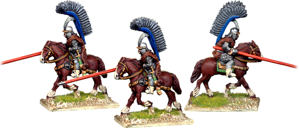 POL007 - Winged Hussars Charging (2 wings)