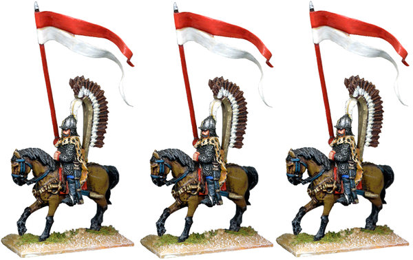 POL008 - Winged Hussars (2 wings)