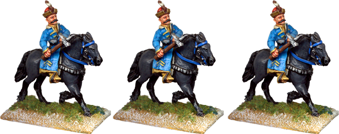 POL012 - Cossacks (Light Hussars or Loyal Cossacks)