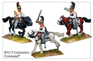 RN015 Cuirassiers Command