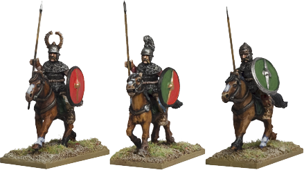RR012 - Celtic Noble Cavalry