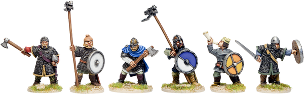 SAX006 - Saxon Shield Wall Command