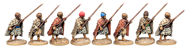 SUM003 - Cloaked Spearmen Advancing