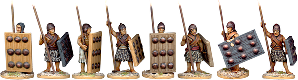 SUM004 - Spearmen at the Ready