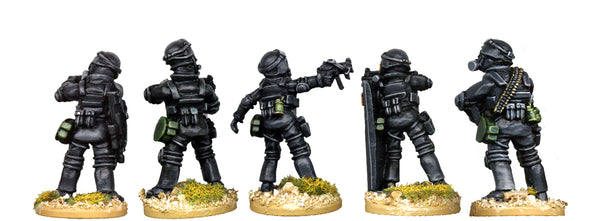 SV021 - Swat Team Suppression