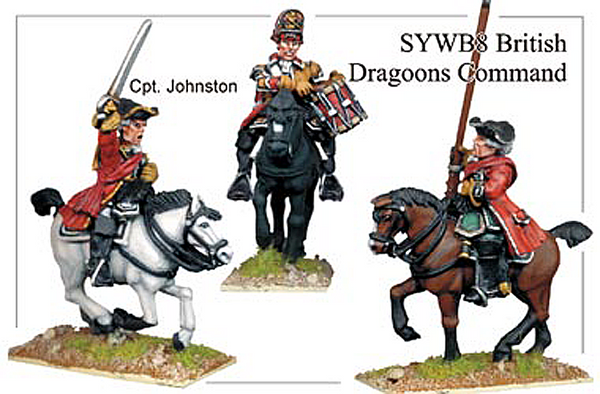 SYWB008 - British Dragoon Command