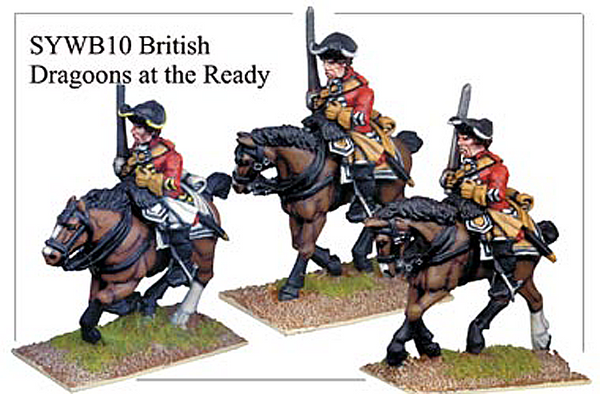 SYWB010 - British Dragoons