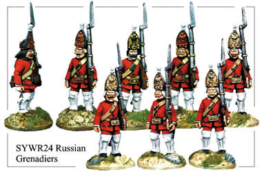 SYWR024 Russian Grenadiers