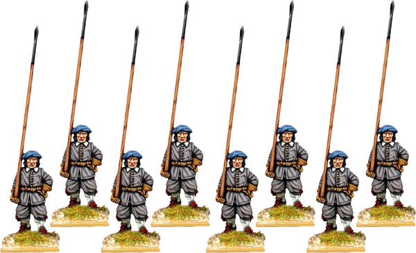WHH002 - Scottish Pikemen