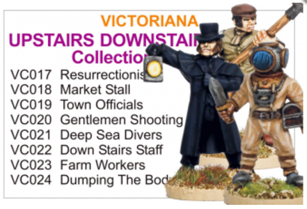 BCVC003 - Upstairs Downstairs Collection