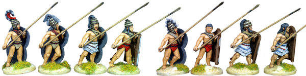 TW012 - Spearmen Advancing