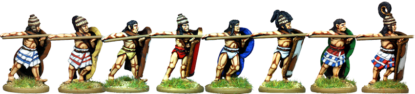 TW021 - Spearmen Advancing