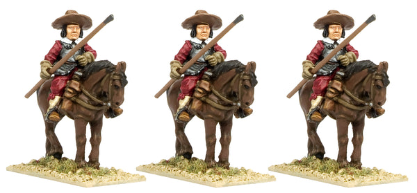 TYW011 - Mounted Pikemen