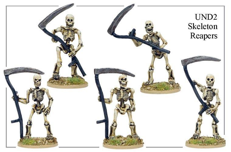 UND002 - Skeleton Reapers