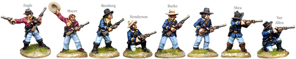 US001 - Us Cavalry Greenhorns