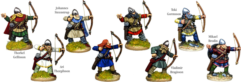 VIK014 - Viking Archers