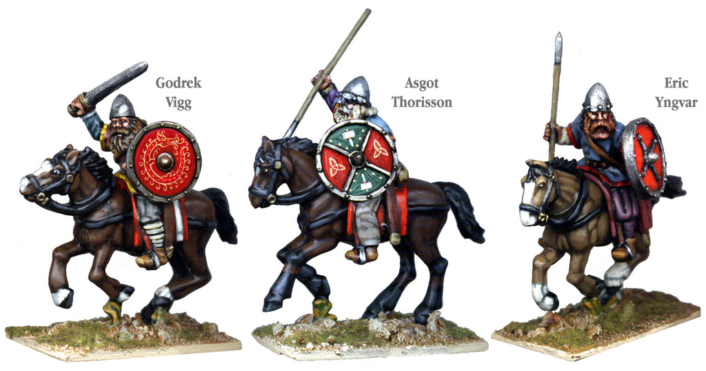 VIK036 - Mounted Raiders