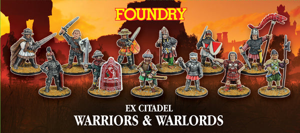 FC10 - Ex Citadel Warriors & Warlords