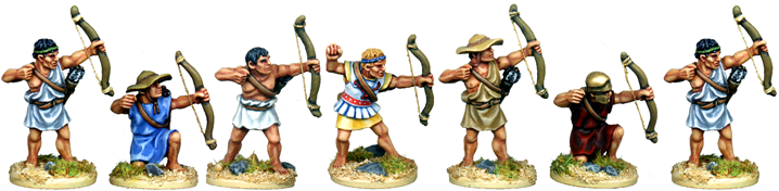 WG018 - Greek or Macedonian Archers
