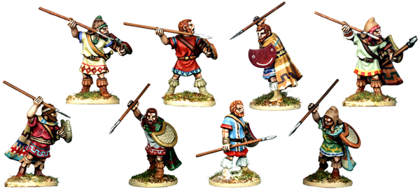 WG053 - Okramasedes' Tribal Warriors