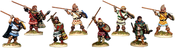 WG054 - Berisades' Tribal Warriors