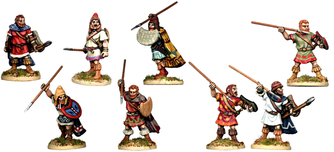 WG055 - Saratokos' Tribal Warriors