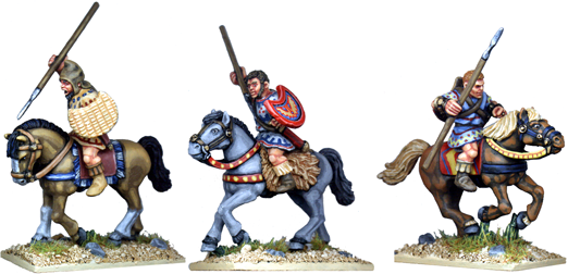 WG056 - Maisades' Horse Warriors