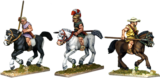 WG066 - Greek Cavalry