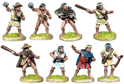 WG087 - Greek Slingers