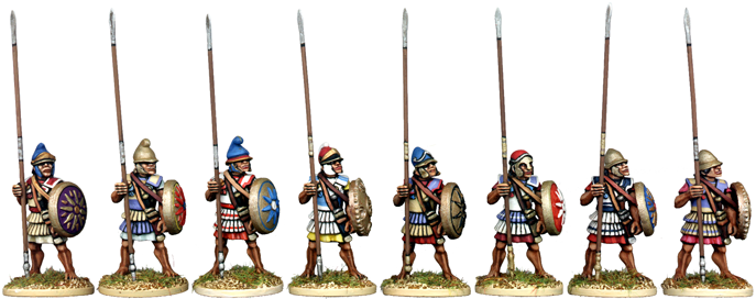 WG092 - Armoured Macedonian Pikemen 1