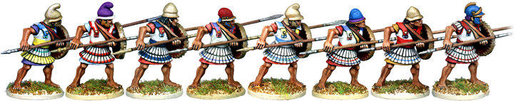WG094 - Armoured Macedonian Pikemen 2