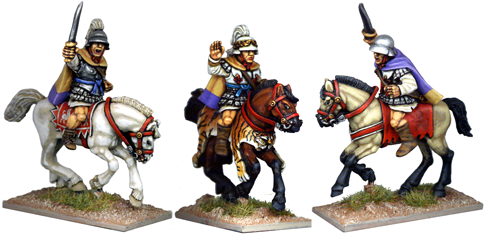 WG107 - Companion Cavalry Command