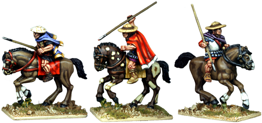 WG133 - Thessalian Cavalry in Soft Hats