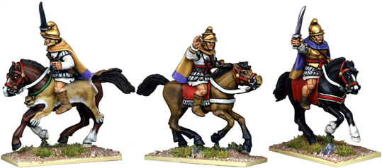 WG135 - Macedonian Cavalry Command