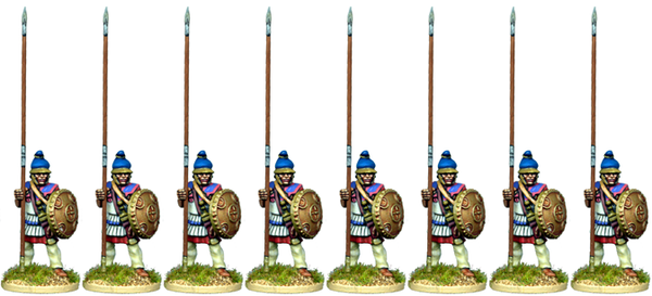 WG141 - Macedonian or Successor Eastern Pikemen