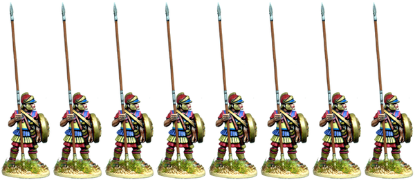 WG142 - Macedonian or Successor Armoured Pikemen