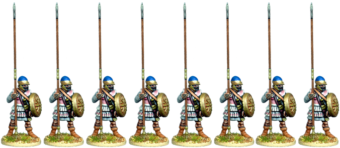 WG148 - Macedonian or Successor Greek Mercenaries
