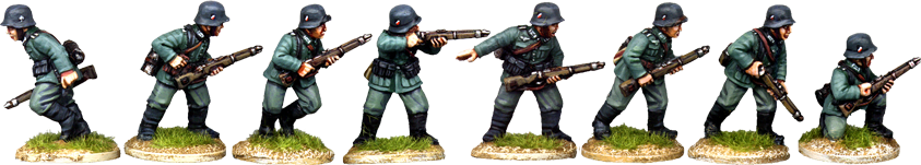 WW2027 - German Infantry