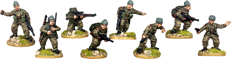 WW2031 - British Commando Command