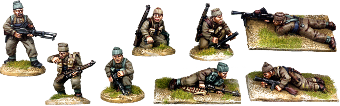 WW2032 - British Commando Heavy Weapons