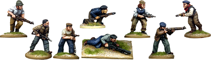 WW2034 - French Partisans