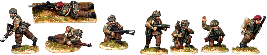 WW2037 - British Paratrooper Support Weapons