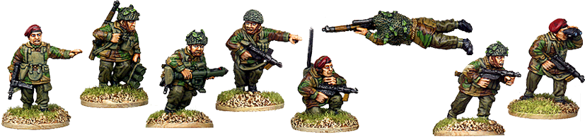 WW2038 - British Paratrooper Command