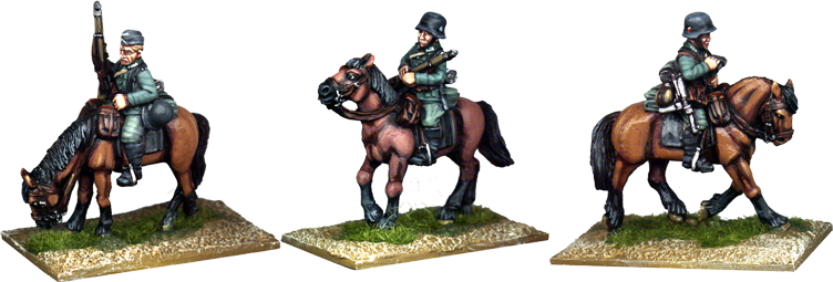 WW2G012 - German Cavalry