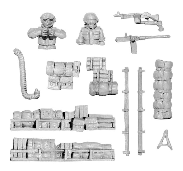 AB34 - 13 Part Zelda Tank Conversion Kit